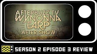 Wynnona Earp Season 2 Episode 3 Review W/ Katherine Barrell | AfterBuzz TV