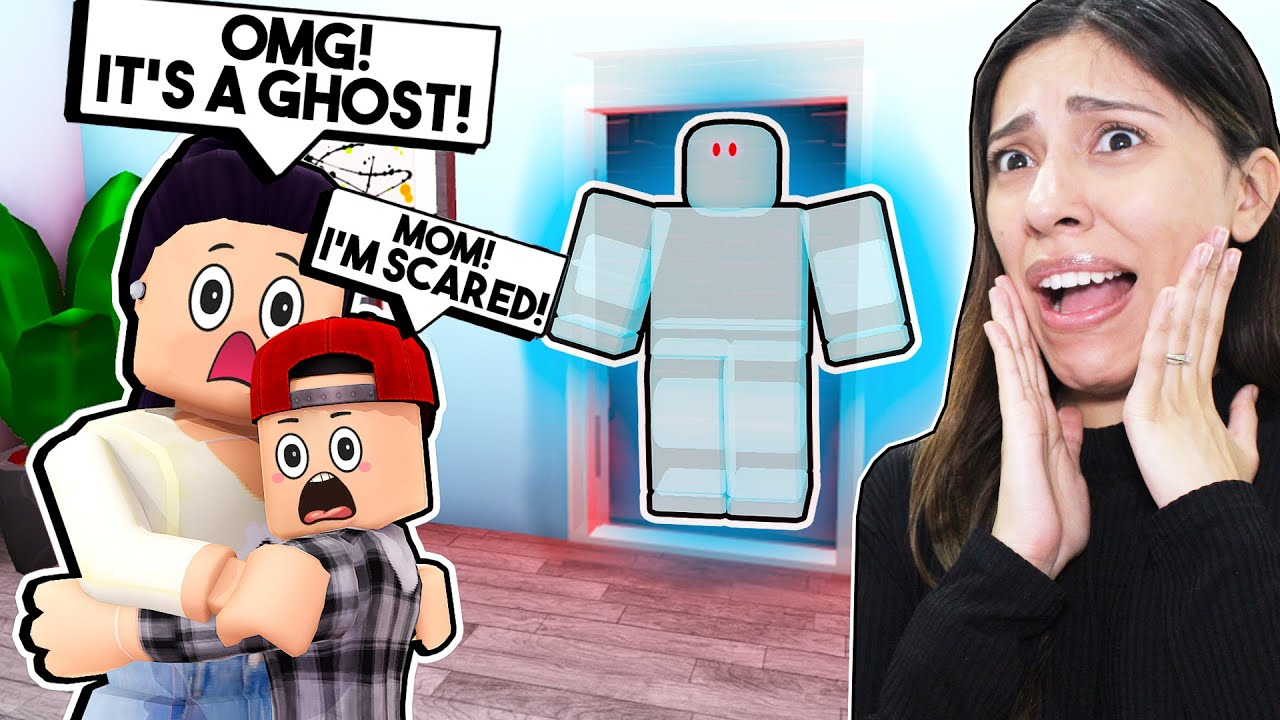 Videos Matching Roblox Roleplay My House Is Haunted With Our New House Is Haunted We Have To Move Out Roblox Bloxburg Roleplay Youtube