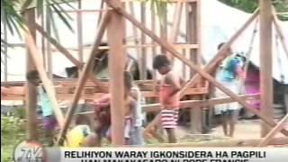 TV Patrol Tacloban - December 23, 2014