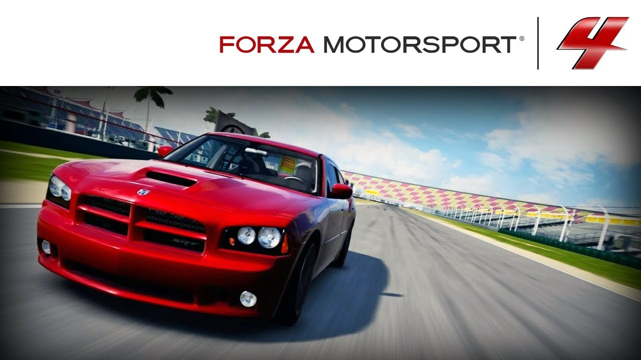 Forza 4 1080p Dodge 2006 Charger Srt8 Tuned Expert Youtube