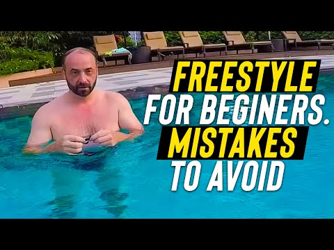 BEGINNER learn to SWIM FREESTYLE in 1 Lesson (Live lesson)
