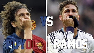 Download Video Carles PUYOL VS Sergio RAMOS//DUELO DE LEYENDAS HIGHLIGHTS HD MP3 3GP MP4