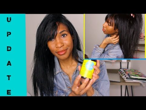 Length Check: My Experience with Curls Blissful Lengths Liquid Hair Growth Vitamins