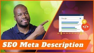 Meta Description SEO Optimization - 2019 Best Practice