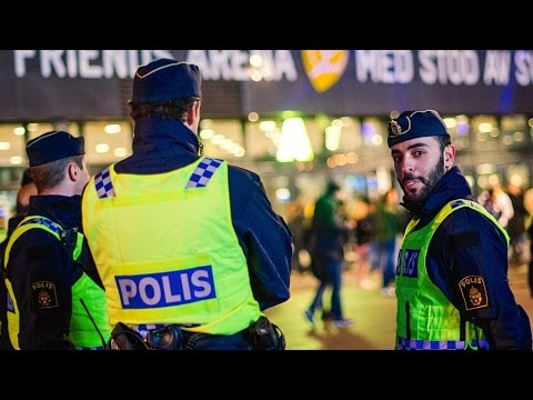 Swedish Cops Covered Up Refugee Sex Assaults