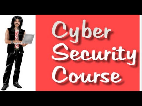 Cyber Security Course: Learn Internet security