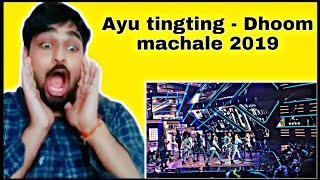 Indian reaction on Ayu Ting Ting - Dhoom Machale GTV AMAZING 17 Konser