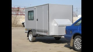 Camper with my own hands from A to Z, my camper (Series 4 frame paneling)