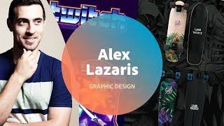 Branding & Identity Design with Alex Lazaris - 2 of 3