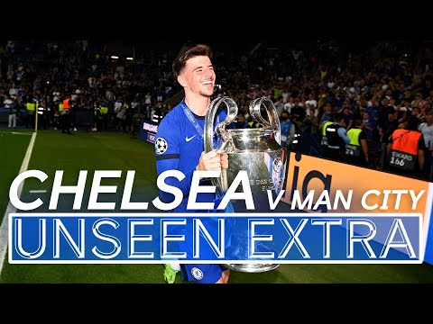 Champions Of Europe....Again! | Unseen Extra
