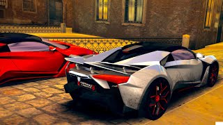 Download Asphalt 8, aguila.negra, Fenyr Supersport Cup MP3 song and Music Video