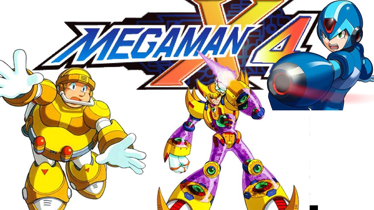 Rockman x4 double