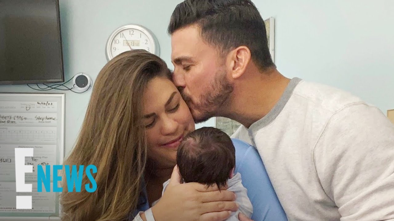 Jax Taylor & Brittany Cartwright Welcome Their First Baby | E! News