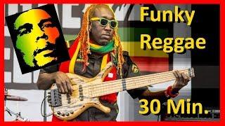 Funky Reggae Musik | Instrumental Sunshine Music-Mix (15 Songs, 30 Min., wie Bob Marley)