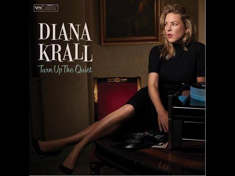 Diana Krall Edita 'Turn Up The Quiet'