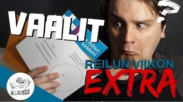 Seurakuntavaalit 2018 - RVU EXTRA