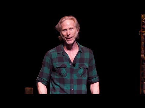 Heaven is right here: sit back and appreciate your home town | Rusty Dewees | TEDxStowe