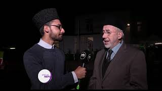 Live News Special - Baitun Noor Mosque Holland