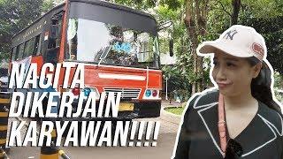 Download GOKIL!! RELA KEPANASAN, NAGITA BELANJAIN KARYAWAN PAKE METROMINI!!  PART 1 Mp3 and Videos
