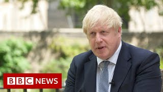 In full: Boris Johnson interview  - BBC News