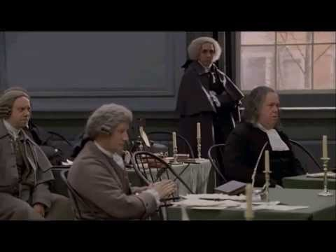 "John Adams - ""God damn the king"""