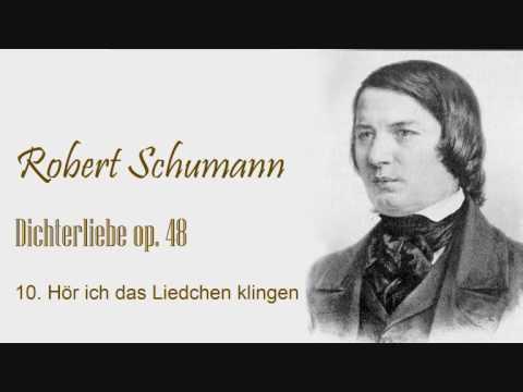Schumann - Dichterliebe op.48 - no.10.wmv