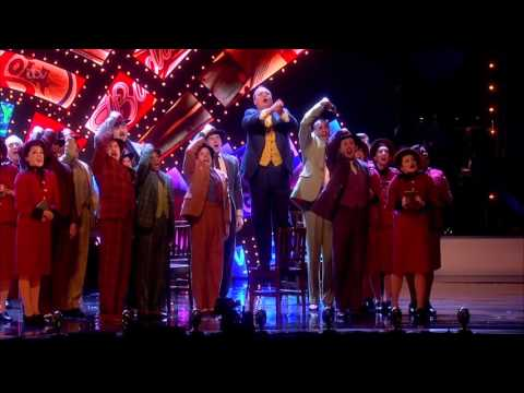 Guys \u0026 Dolls - 'Sit Down You're Rocking The Boat' | Olivier Awards