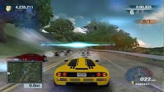 Test Drive Unlimited PS2 Gameplay HD (PCSX2)