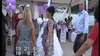 Angel i Milena svatba 18.09.2015
