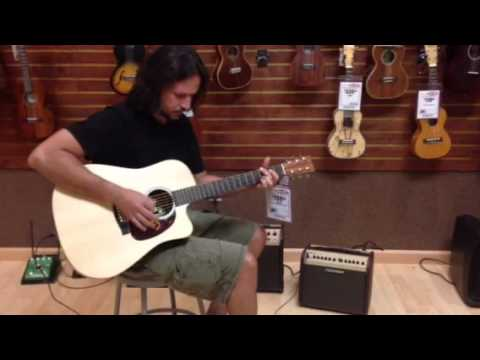 Martin DCPA5K Violão Guitar