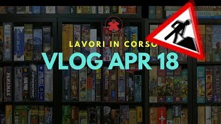Vlog Aprile 18 - Voi che ne dite? - Playcool