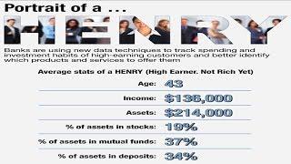 HENRY Uses LinkedIn & Sugar Daddy/Baby Scene