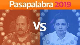 Pasapalabra | Jorge Figueroa vs Felipe Luengo
