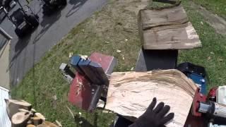 Iron and Oak 22 ton Commercial Splitter