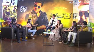 Salman Khan Exclusive Interview | @Dabangg3 Telugu interview | Sonakshi Sinha