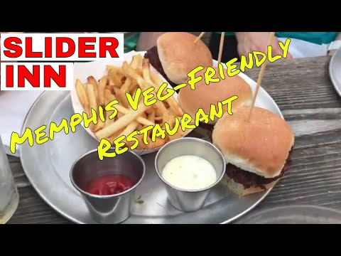 THE SLIDER INN | Vegan Friendly Memphis Restaurant