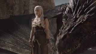 Game Of Thrones 6x09 Daenerys et ses dragons VF