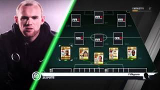 FIFA 11 «Команда мечты» Ultimate Team от Уэна Руни