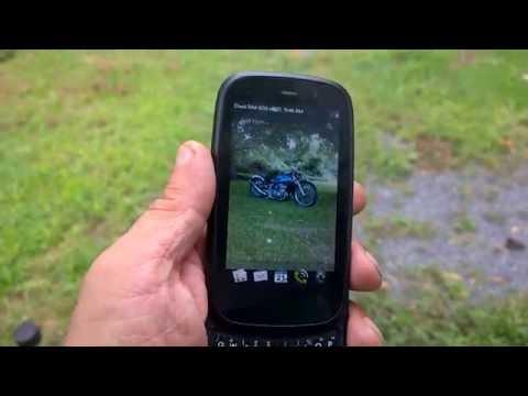 Hewlett Packard Palm Pre 3 Reflections