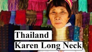 Thailand-Chiang Mai-Asia (Karen Long Neck&Hmong people)  Part 1