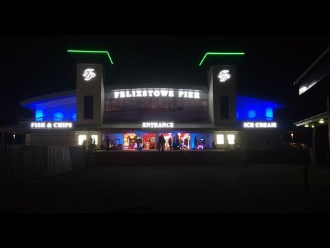Felixstowe Pier: a new beginning