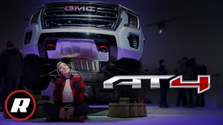 2021 brings the first-ever GMC Yukon AT4