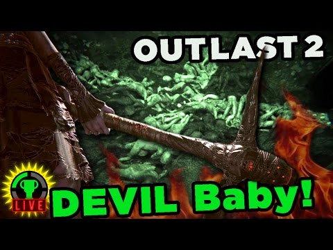 MY BABY IS THE DEVIL?!   Outlast 2