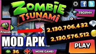 Gambar cover How to download zombie tsunami MOD hack apk  FREE DOWNLOAD