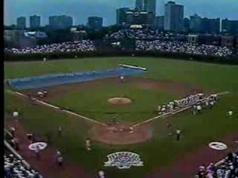 1990 All-Star Game - AL 2, NL 0 - July 10, 1990 - CBS-TV - PART 1
