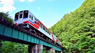 快速 さんりく北リアス号  山田線 川内~平津戸 三陸鉄道36-R形1両+36-700形2両