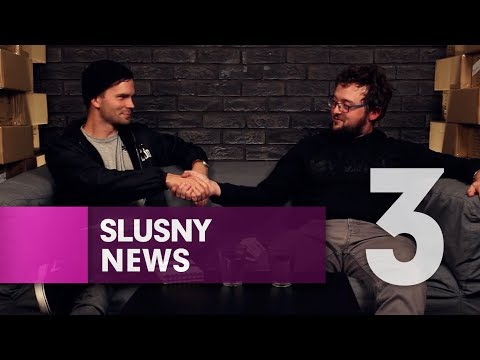 SLUSNY NEWS 03 - France 2017 / Shpek / Czech Nationals 2017 / eng subtitles