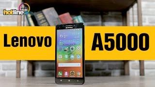 lenovo A5000 - обзор смартфона с демократичной стоимостью