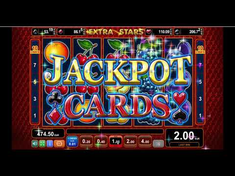 EGT Original Jackpot with Cards and Jackpot for  TV link