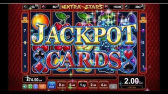 EGT Original Jackpot with Cards and Jackpot for  TV link